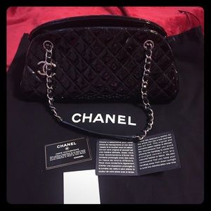 🔥🔥🔥 Chanel Mademoiselle Bag 💯% Authentic